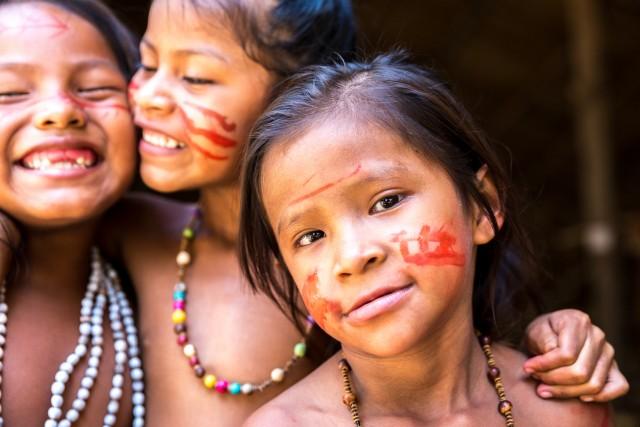 Tribal connections: no bullshit